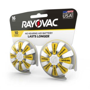 Rayovac Proline Batteries Size 10A (16 pack)